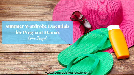 Summer Wardrobe Essentials for Pregnant Mamas from Target