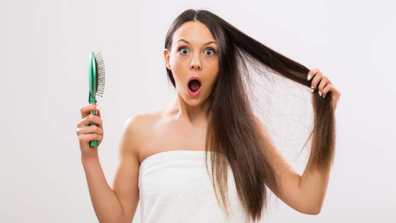 7 Ways to Speed up Hair Growth after Postpartum Hair Loss (Alopecia)